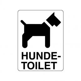 HU002  Hundetoilet