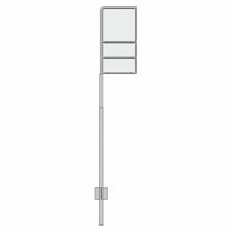 Galgestander GS3-3
