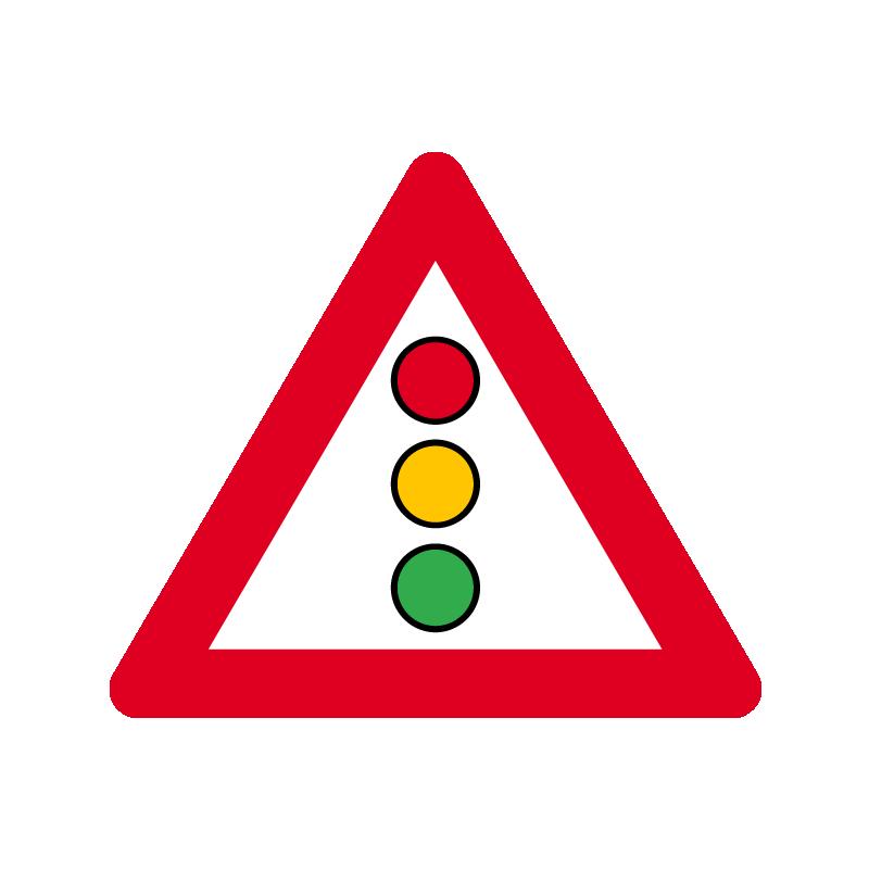 A 19 - Lyssignal