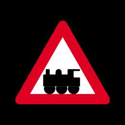 A 72 - Jernbaneoverkørsel uden bomme
