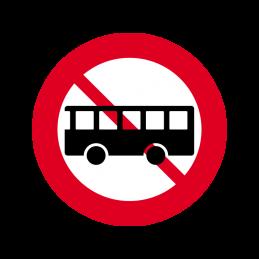 C23.2 - Bus forbudt