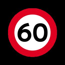 C55 - Lokal hastighedsbegrænsning