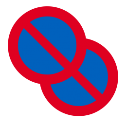 C62/C62 - Parkering forbudt