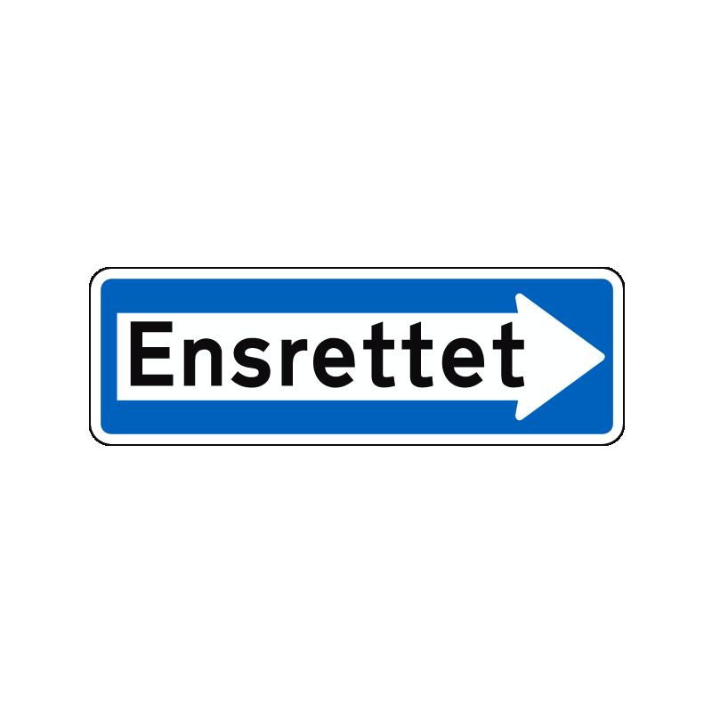 E19 - Ensrettet højre