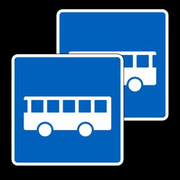 E22.4/E22.4 - Anbefalet rute for bus