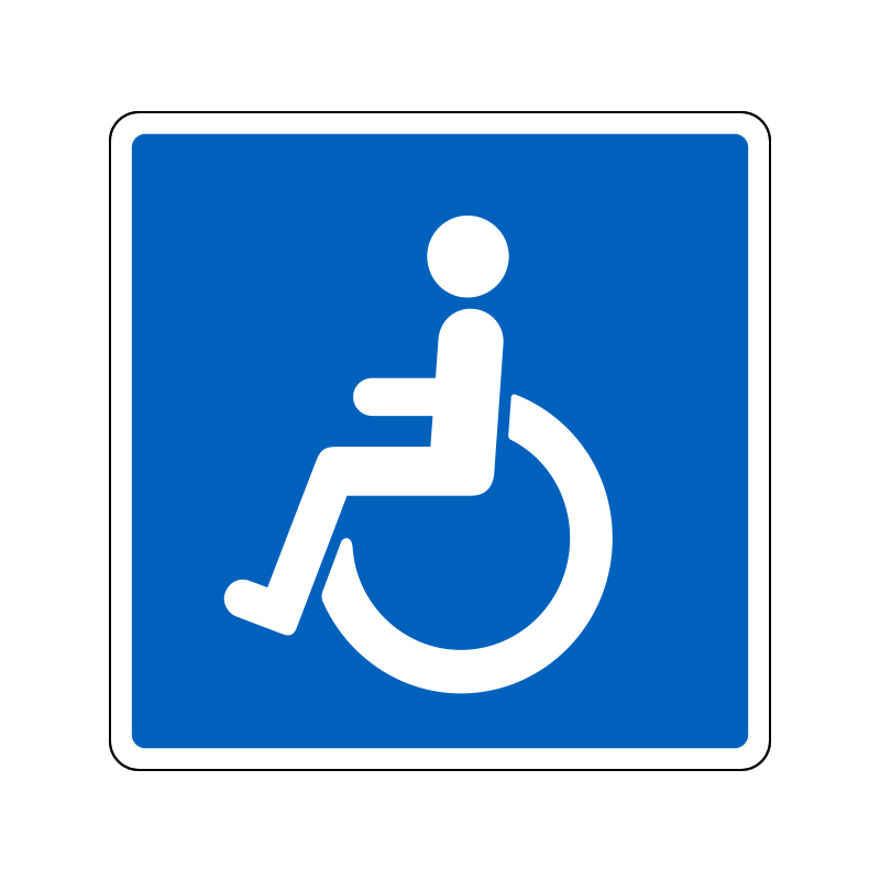 E23 - Vejledning for invalide