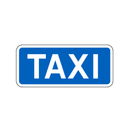 E32 - Taxiholdeplads
