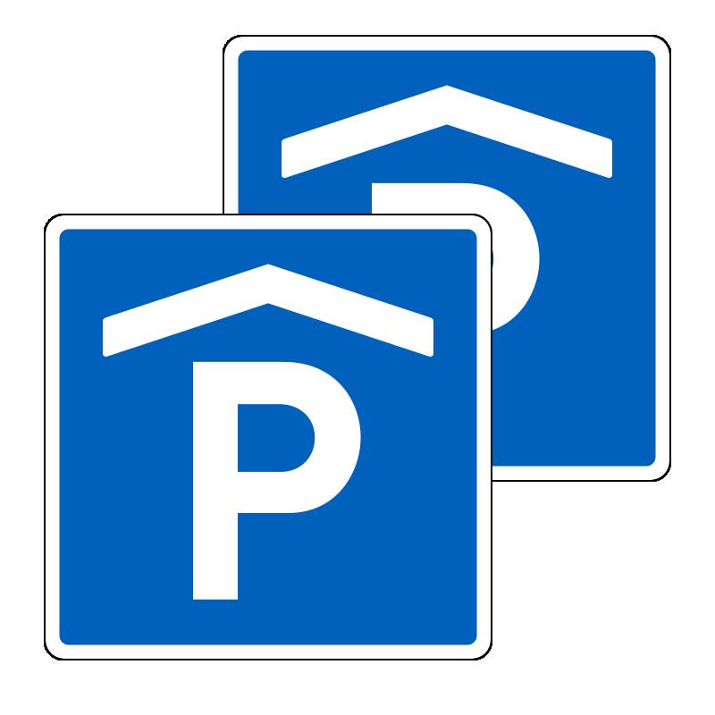 E33.2/E33.2 - Parkering, indendørs