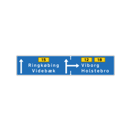 G11 - Portalorienteringstavle