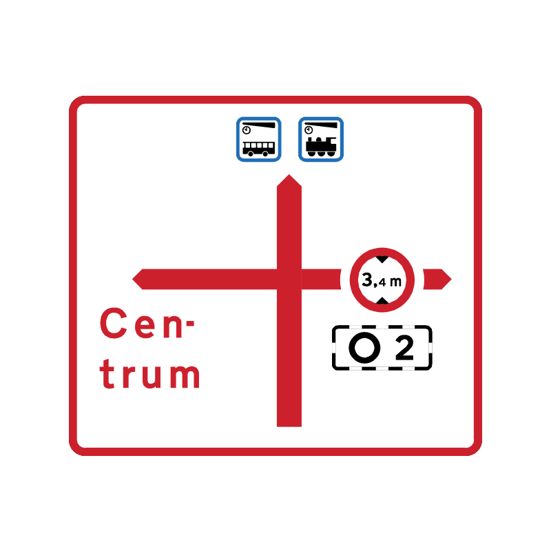 G14 - Diagramorienteringstavle