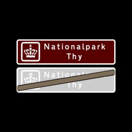 H49/50 - Nationalparktavle