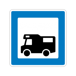 M 32 - Campingplads for autocampere