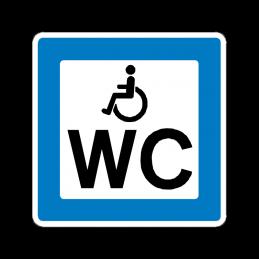 M 46.1 - Invalidetoilet