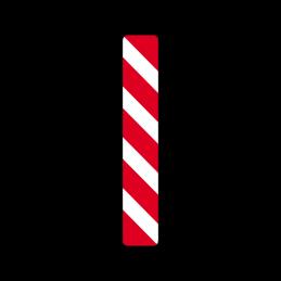 N 42.3 - Kantafmærkning mod højre