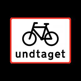 U 5.1 - Cyklister undtaget