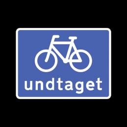 U 5.2 - Cyklister undtaget