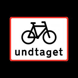 U 5.3 - Cyklister undtaget