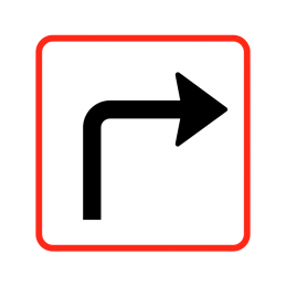U 6.1 - Gælder tilstødende vej
