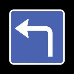 U 6.4 - Gælder tilstødende vej