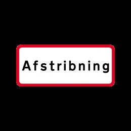 UA 39.5 - Afstribning
