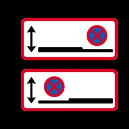 UC 60.5.1 - Standsning i rabatten forbudt