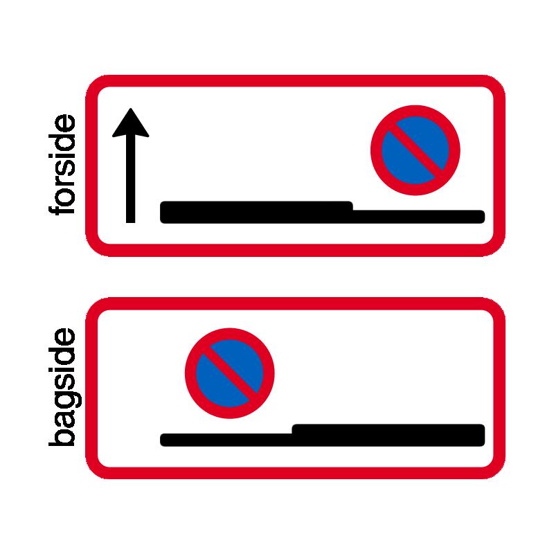 UC 60.6.2 - Parkering i rabatten forbudt