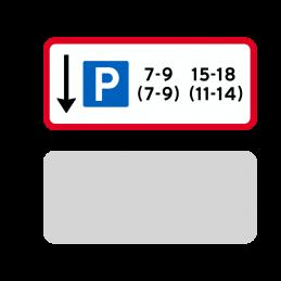UC 33.1.3 - Begrænset parkeringstilladelse