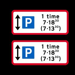 UC 33.2.1 - Begrænset parkeringstilladelse