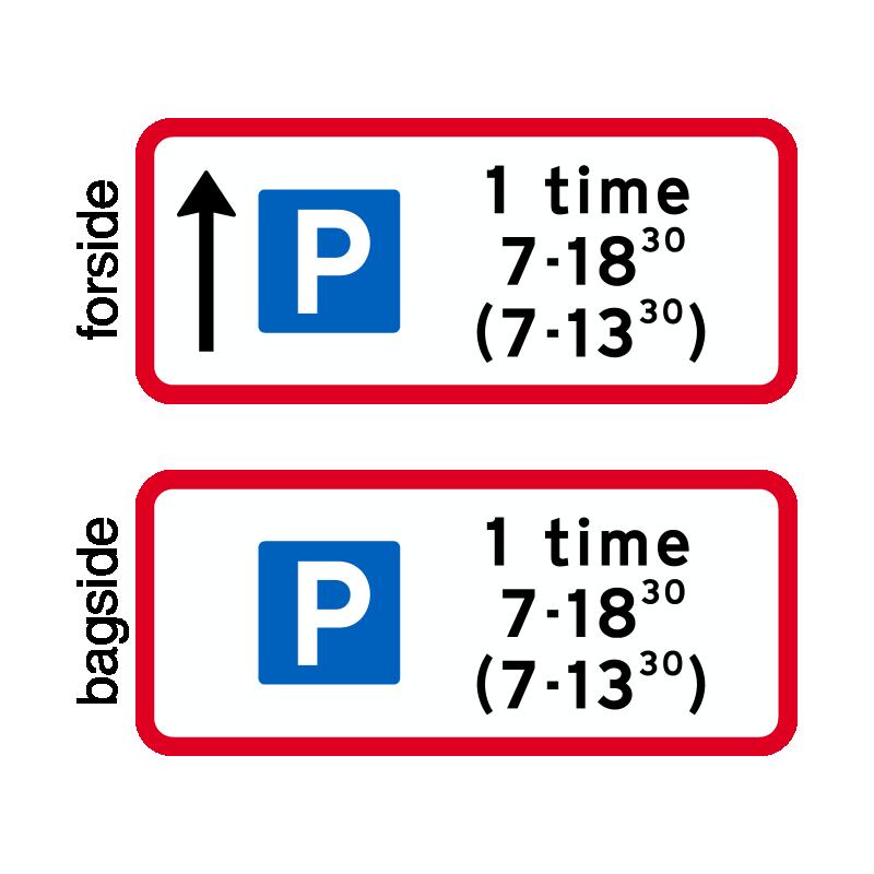 UC 33.2.2 - Begrænset parkeringstilladelse