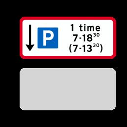 UC 33.2.3 - Begrænset parkeringstilladelse