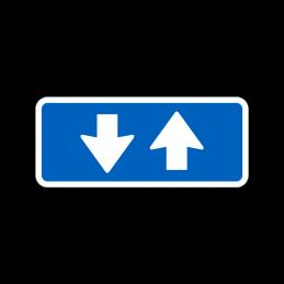 UD 21.1 - Dobbeltrettet cykelsti