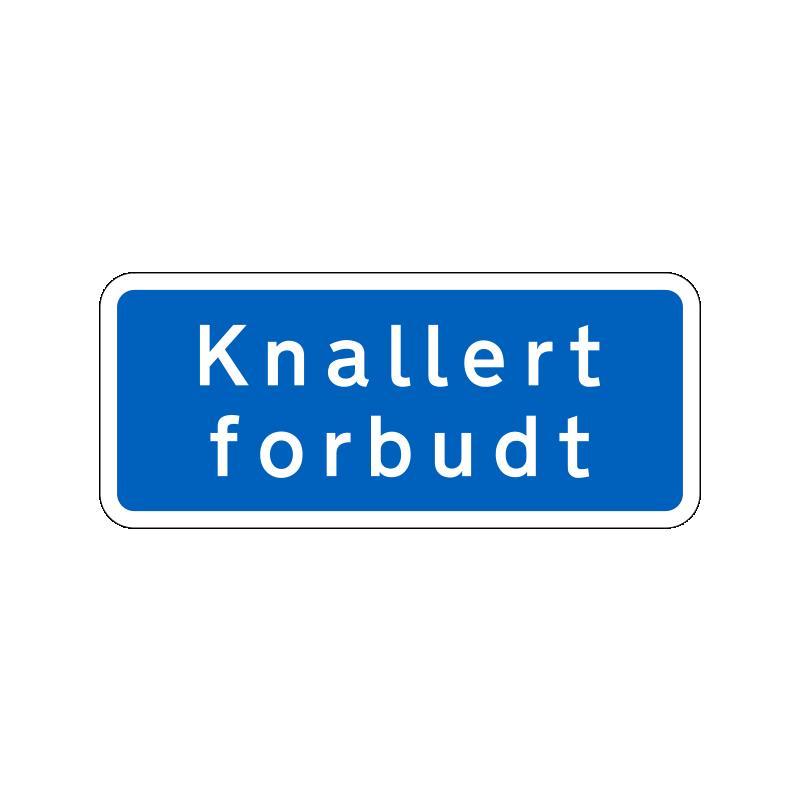 UD 21.5 - Knallert forbudt