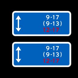 UE 33.1.1 - Kantstensparkering