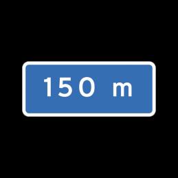 UE 33.5 - Afstandsangivelse