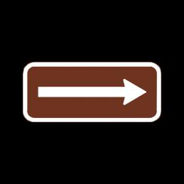 UL 50.3 - Forvarsling til margueritruten mod højre