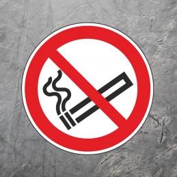 Gulvmarkering - Rygning...