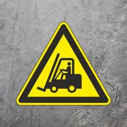 Gulvmarkering - Truckkørsel