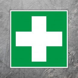 Gulvmarkering - Førstehjælp