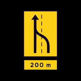 E 16.3.1 - Vognbaneforløb