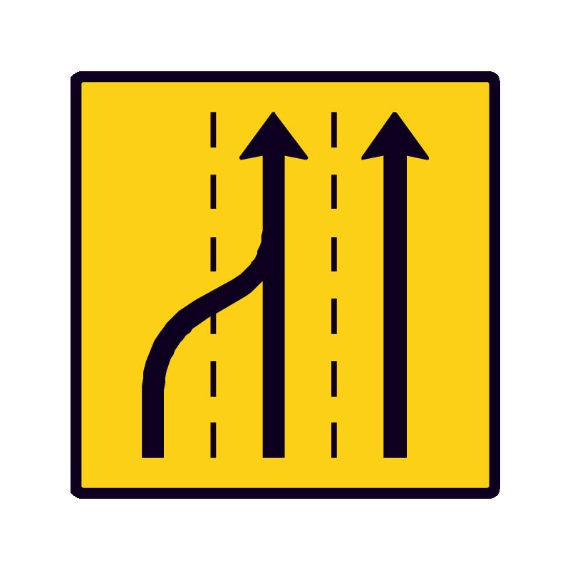 E16.4 Vognbaneforløb