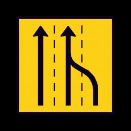 E16.5 Vognbaneforløb