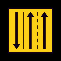 E16.7 Vognbaneforløb