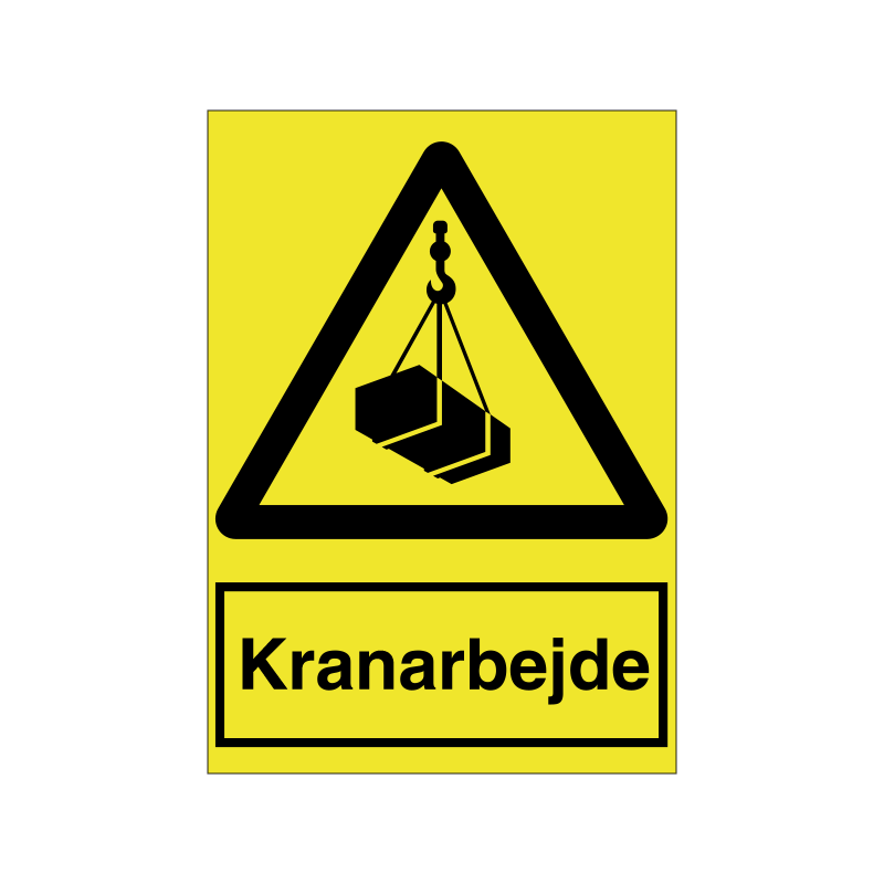 Kranarbejde