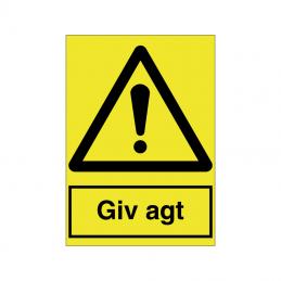 A304 - Giv agt