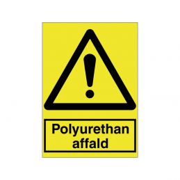 Polyurethanaffald