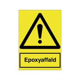 Epoxyaffald