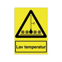 Lav temparatur
