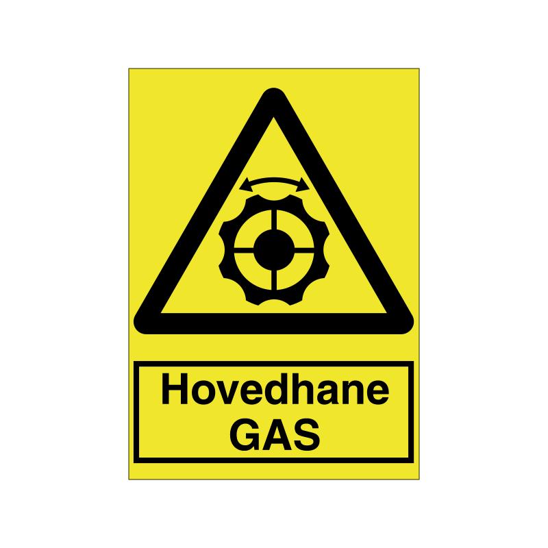 Hovedhane gas