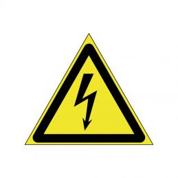 farlig elektrisk spænding