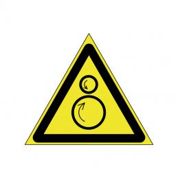 Baglæns roterende valser